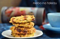 Ciasteczka jaglane i owsiane, bo mają w składzie owsiane płatki oraz mąkę jaglaną, która nadaje wypiekowi charakterystycznego smaku. Można z...