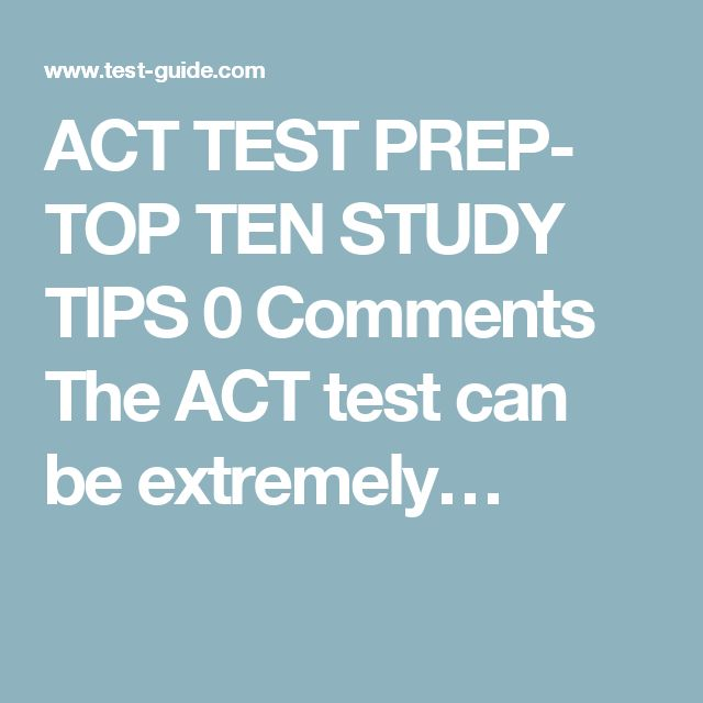A Pro ACT Tutor's 14 Best ACT Prep Books • Love the SAT ...