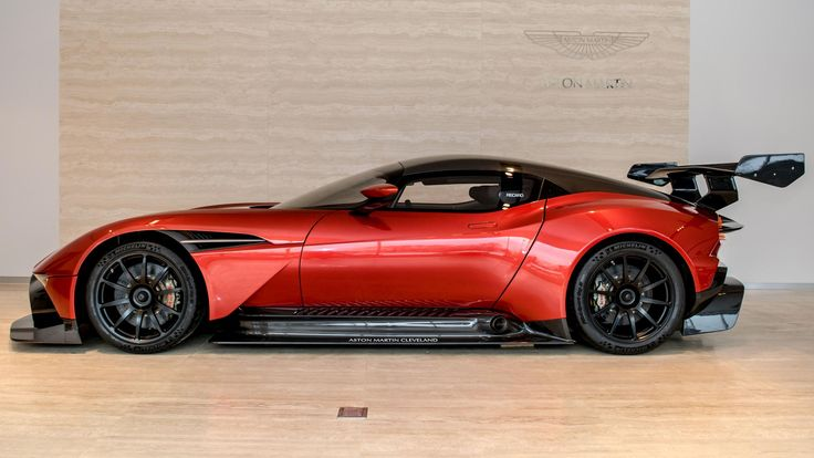 There's an Aston Martin Vulcan for sale. For £2.4million...   Top Gear