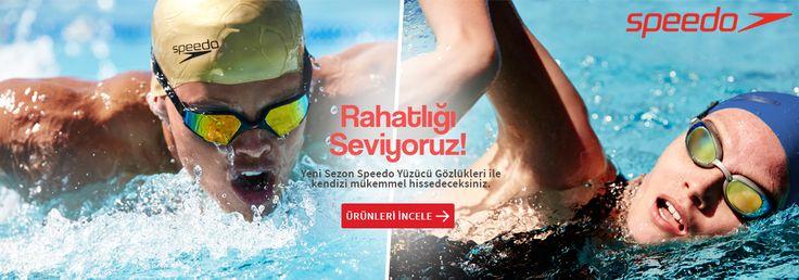 Speedo Yüzücü Gözlükleri