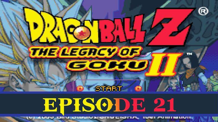 Dragon Ball Z | The Legacy of Goku 2 | Destroy the Lab | #21