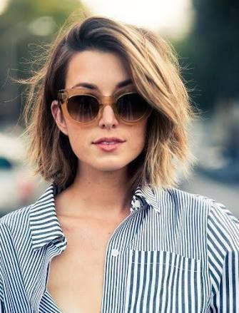 Hairstyles For Round Faces curly medium length hairstyles for round faces Awesome Awesome Short Hair For Round Faces Google Search