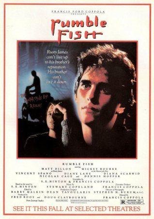 Бойцовая рыбка/Rumble Fish (США, 1983г.)