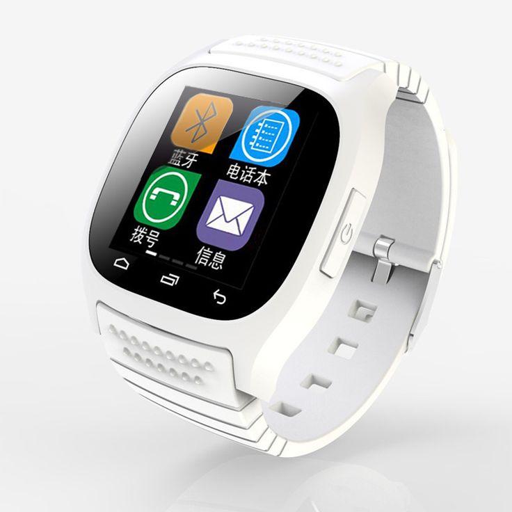 Smart Uhr Android M26 Smartwatch Bluetooth Armband mit MP3 Musik-player Fernbedienung Kamera //Price: $US $18.99 & FREE Shipping //     #smartwatches