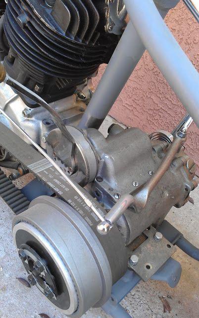 CICLOS DE AMOR: VENDIDO !!!! 1945 Knucklehead motor en venta