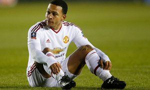 Manchester United drop Memphis Depay from FA Cup final squad