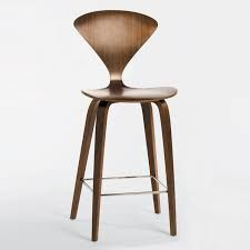 cherner chair wood base stool counter modern bar stools and counter stools by switch modern