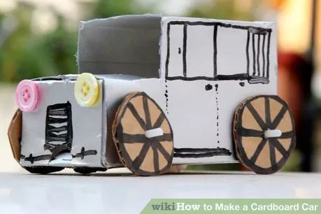 Image titled Make a Cardboard Car Step 24