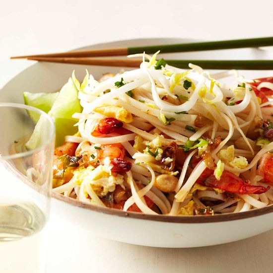 Quick Shrimp Pad Thai | This is a great, fast version of American ...