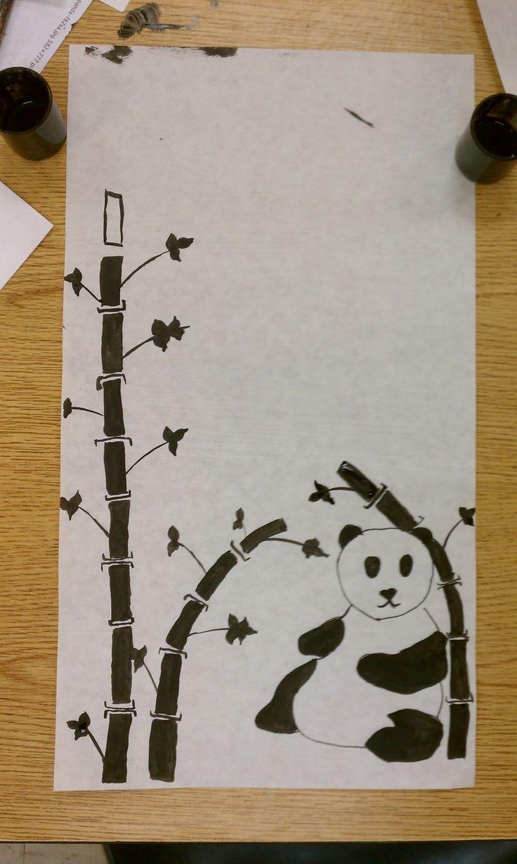 20paintings fishing jpg chinese peasant paintings pinterest - Art Rocks 5th Grade Pandas And Bamboo