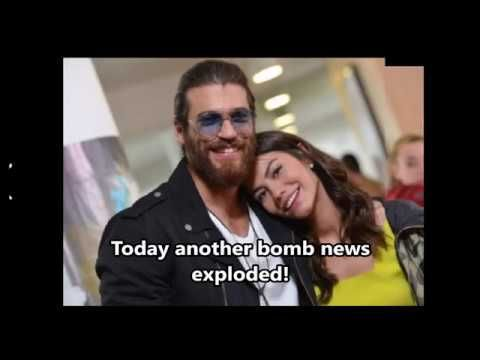 Can Yaman dating Demet Ozdemir?! Shock news!! | Turkish