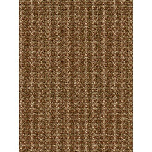 Checkmate Taupe/walnut 6 Ft. X 8 Ft. Indoor/outdoor Area Rug Features Durable Nonwoven Construction and Is Solution Dyed Throughout the Fibers to Resist Fading Even in Direct Sunlight by Foss