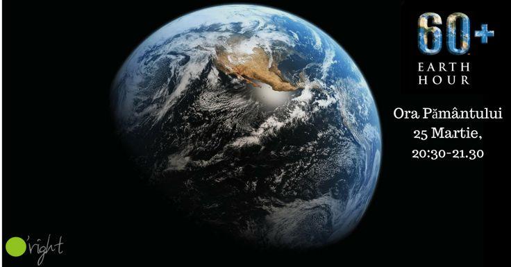 Ca în fiecare an, ne alăturăm miliardelor de oameni care sărbătoresc în toate colțurile lumii Ziua Pământului. Fiţi alături de noi şi haideţi să învățăm împreună să fim mai responsabili față de planeta pe care locuim!