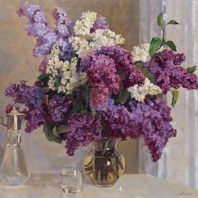 You Don't Send Me Flowers Anymore...Lilac Mist
