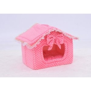 Gorgeous Pink Princess Dog House - Yippee!