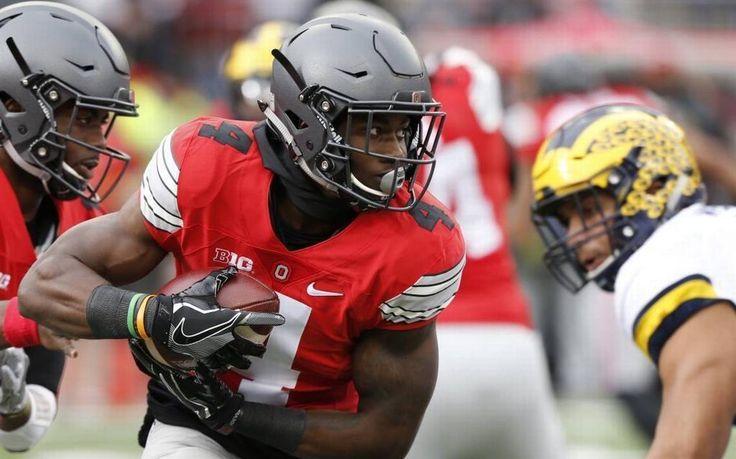 NFL draft: Carolina Panthers' selection, round 2, pick 40 – Curtis Samuel