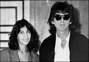 Olivia Arias Harrison And George