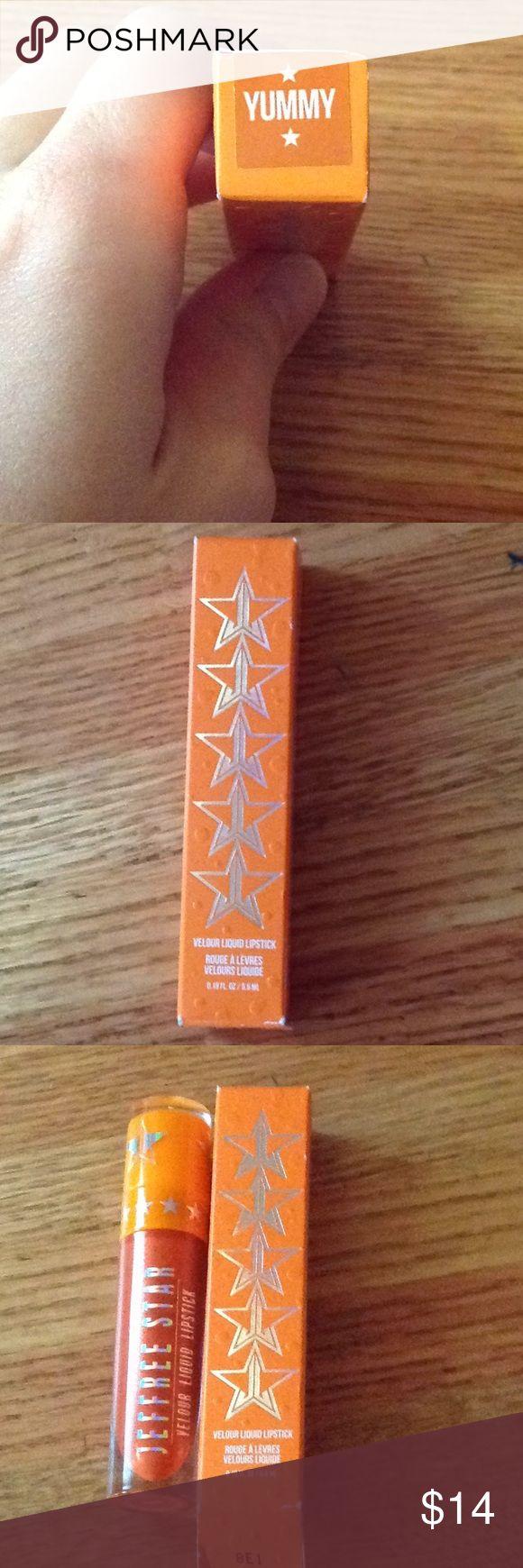 Velour Liquid Lipstick - Jeffree Star (Berries on Ice) $39