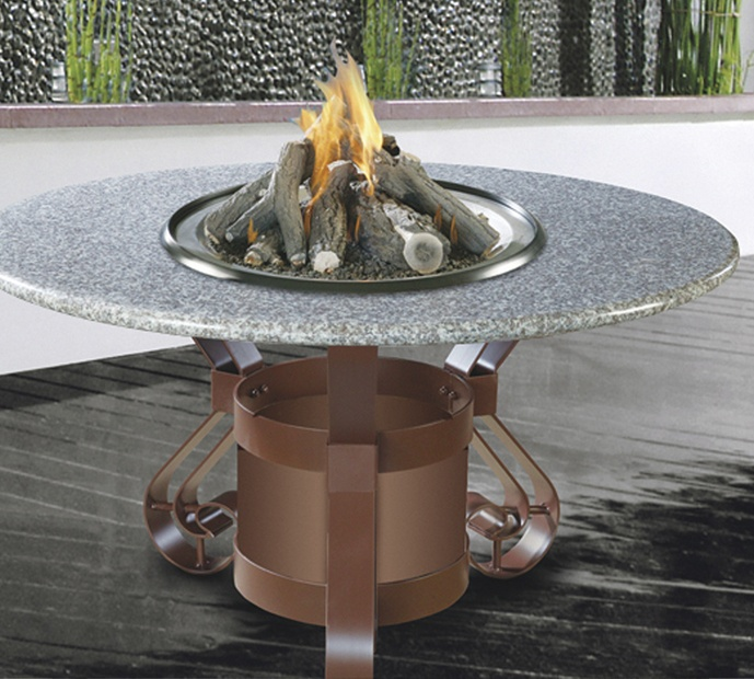 38 Best Images About Fire Pit Tables On Pinterest Fire
