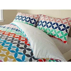 £15.00 - ASDA Multi Geometric Bed in a Bag - Double    I love this pattern! I hope Ben does as well ;)