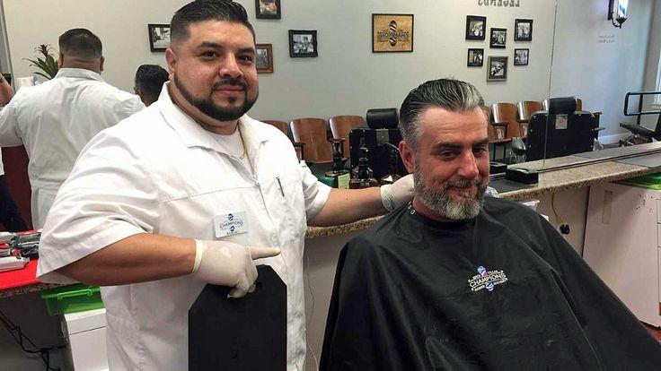 A homeless Central Texas man with a voucher for a prejob