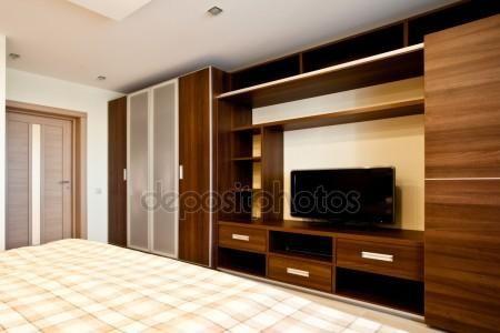 Letöltés - Kényelmes hálószoba — Stock Kép #1289361