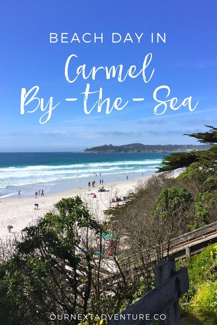 The perfect beach day in Carmel, California starts with picnic fare from Carmel Belle. // Family Travel   Travel with Kids   California Road Trip