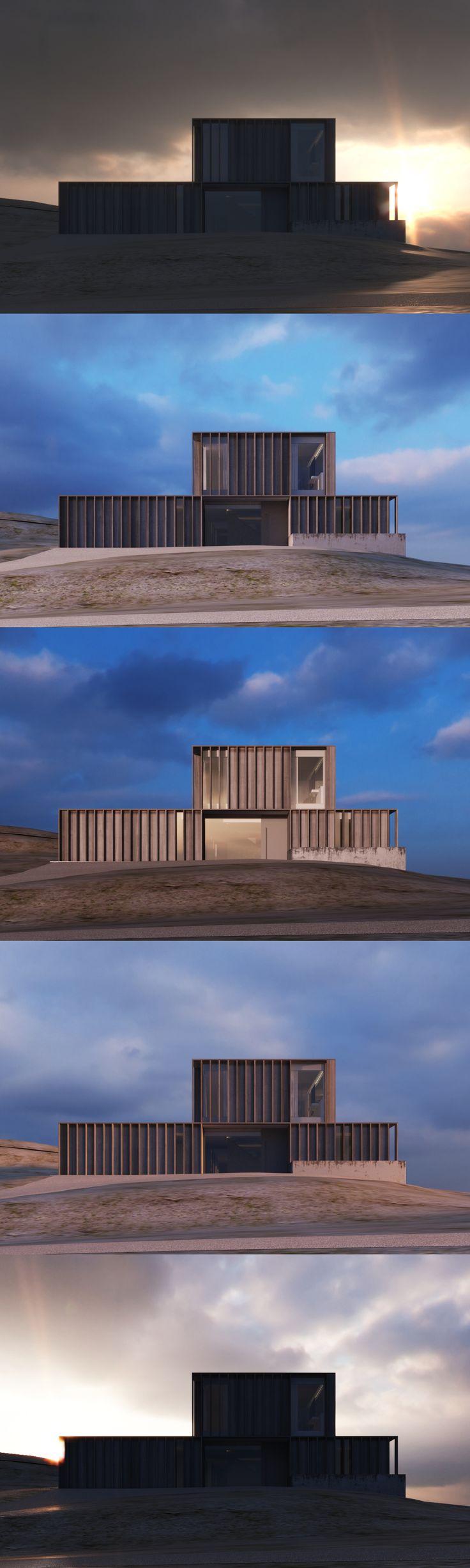 Carey House Part 6 - The Boundary