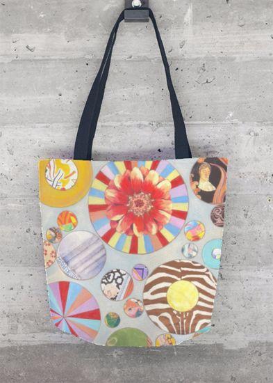 VIDA Tote Bag - Flying Geese by VIDA SSG678