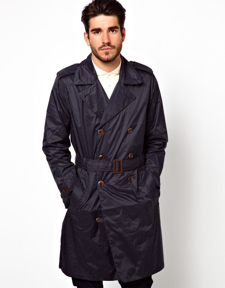 Trench Coat For Men 3 | Fashideas.com