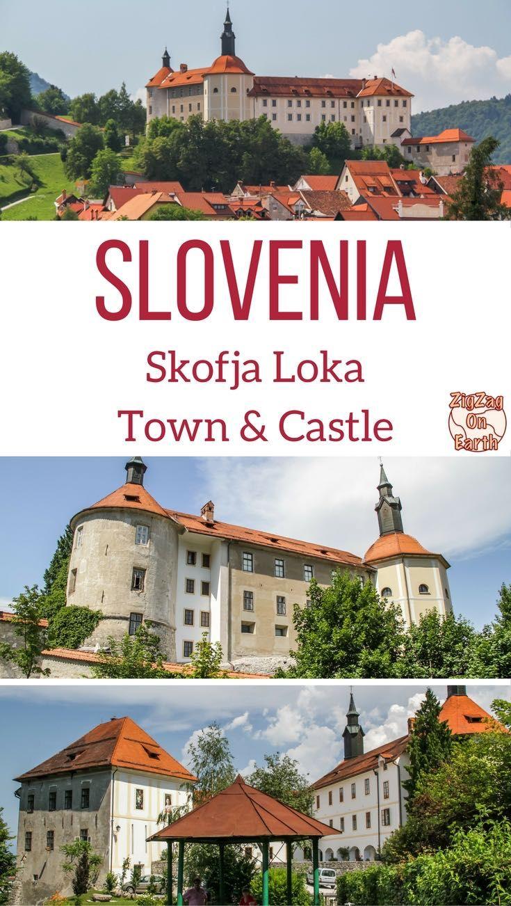 Skofja Loka Slovenia Travel Guide