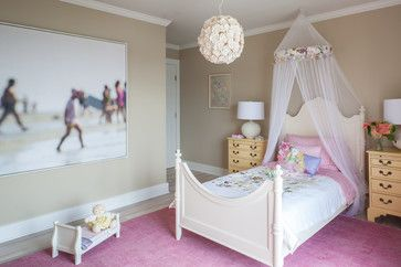 Beach House - transitional - Kids - New York - Kati Curtis Design
