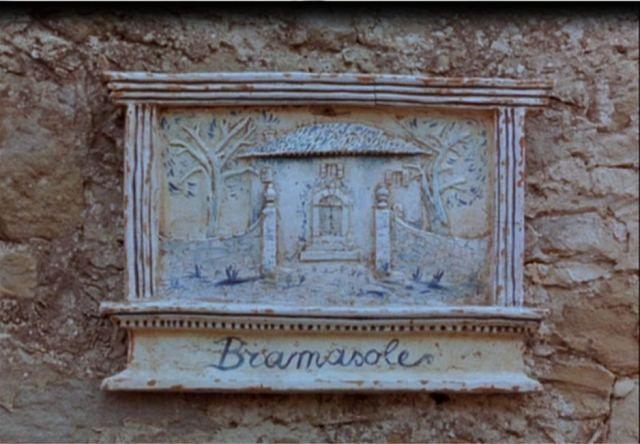 Tour Bramasole in the Movie Under the Tuscan Sun  via betweennapsontheporch.net