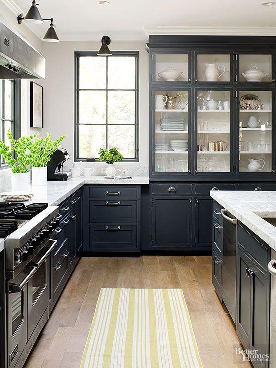 Best 25+ Black kitchens ideas only on Pinterest Dark kitchens - kitchen design stores