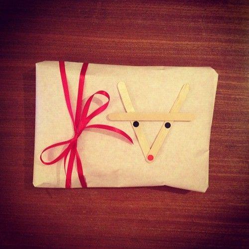 Gift wrap by Mari Graf.