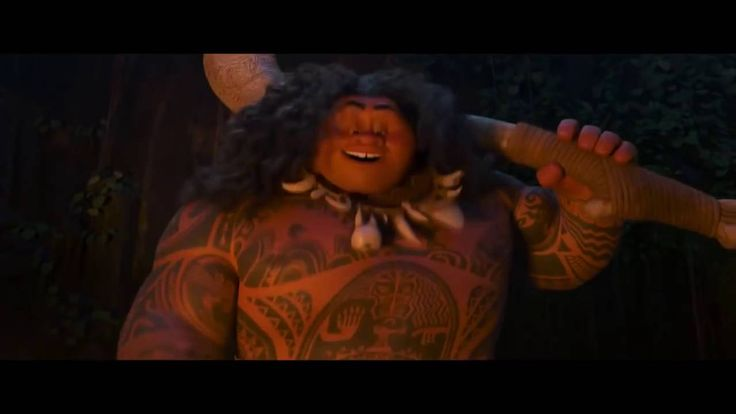 MOANA   Official Trailer ESPAÑOL LATINO