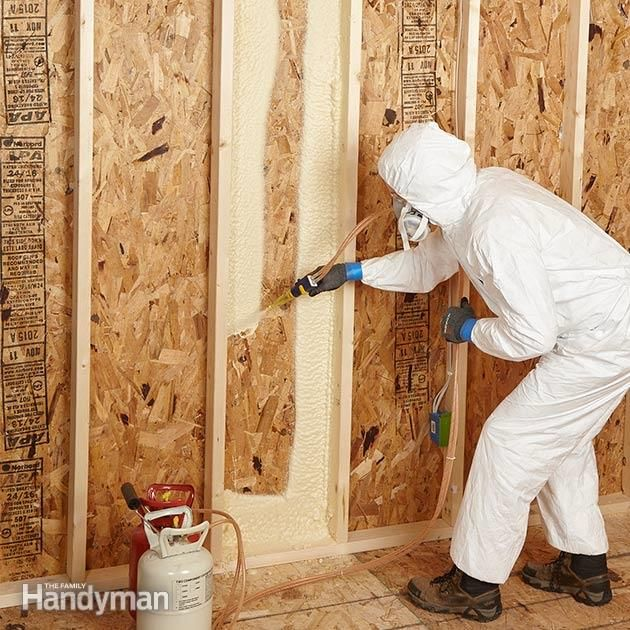 All About Spray Foam Insulation Kits