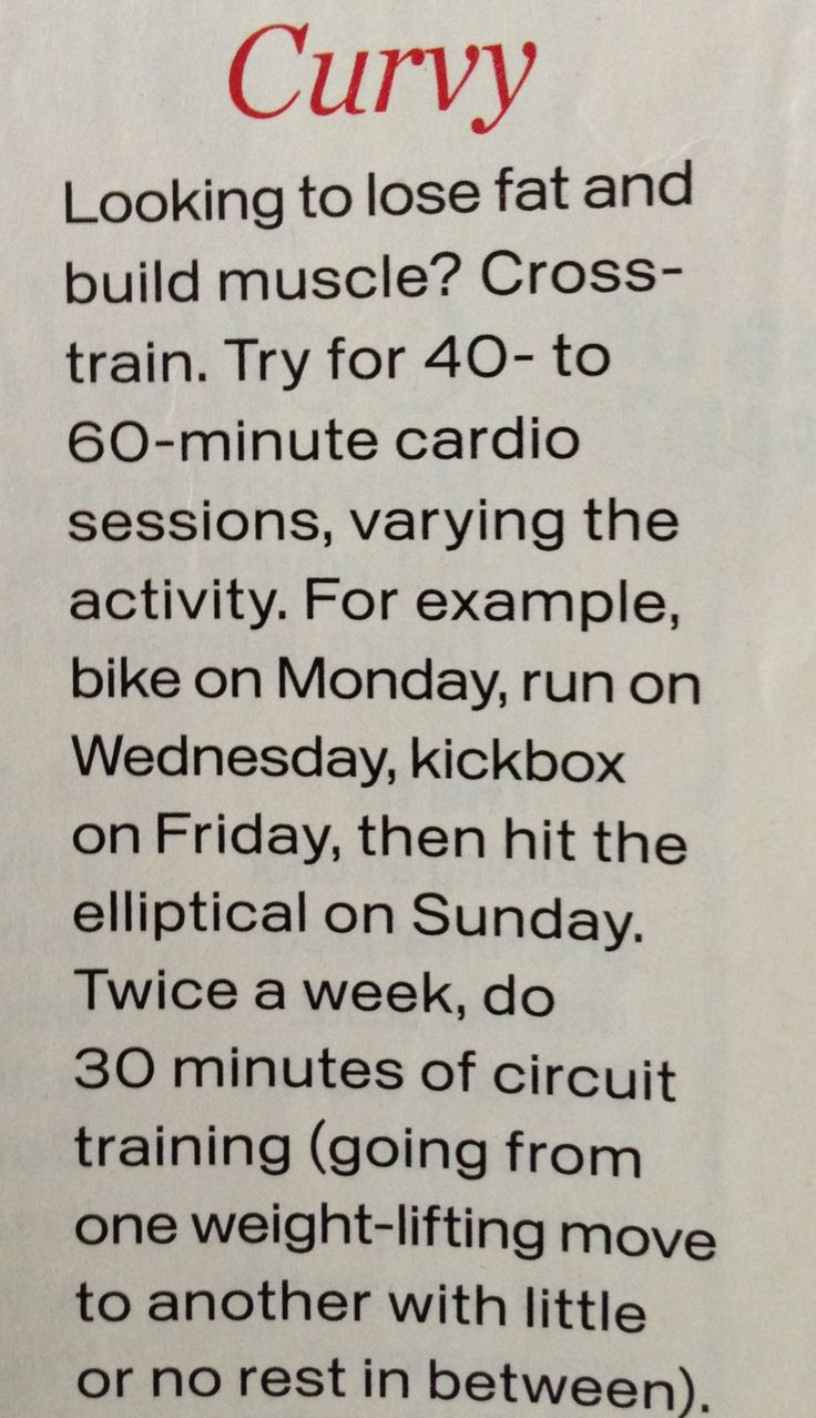 Curvy workout plan diet workout plan