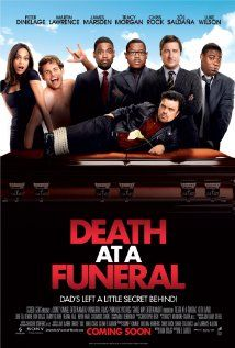 Death at a Funeral. A funeral ceremony turns into a debacle of exposed family secrets and misplaced bodies.