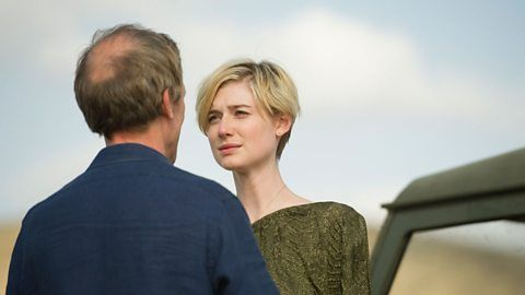 """BBC One - The Night Manager - """"I have a theory about Jed and Jonathan"""" – The Night Manager's Elizabeth Debicki answers your questions"""