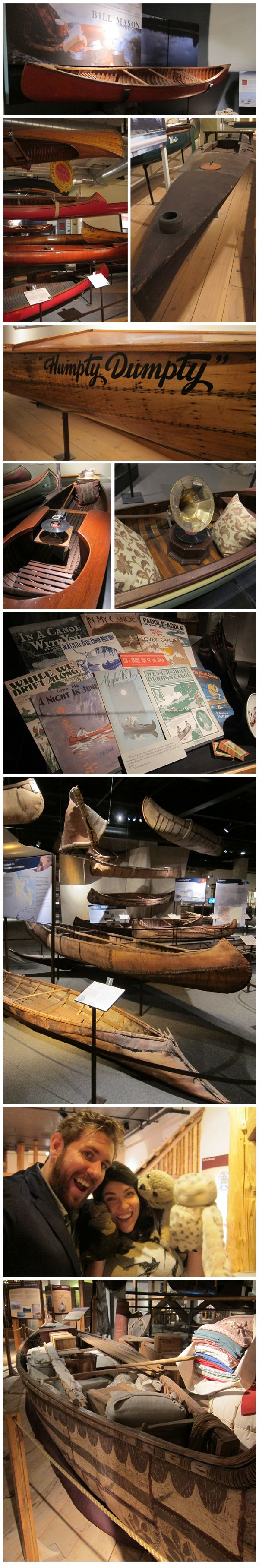 #76 - Canadian Canoe Museum.  #100Thingsin2014