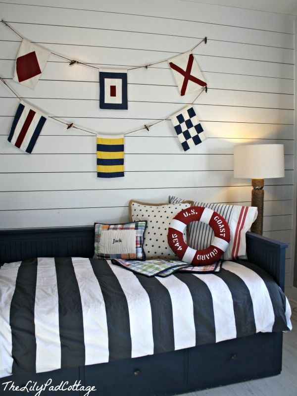 Nautical Bedroom Decor Uk Theme Interesting Fine