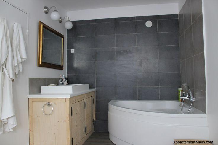 Ma salle de bain est dans ma chambre !