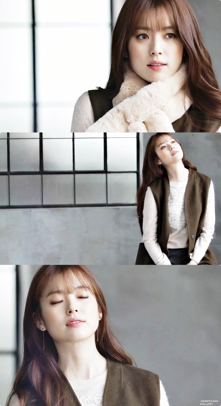 Han Hyo Joo bangs