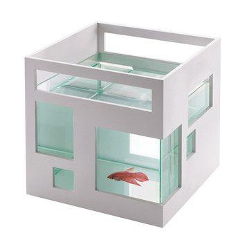 Fish Hotel White