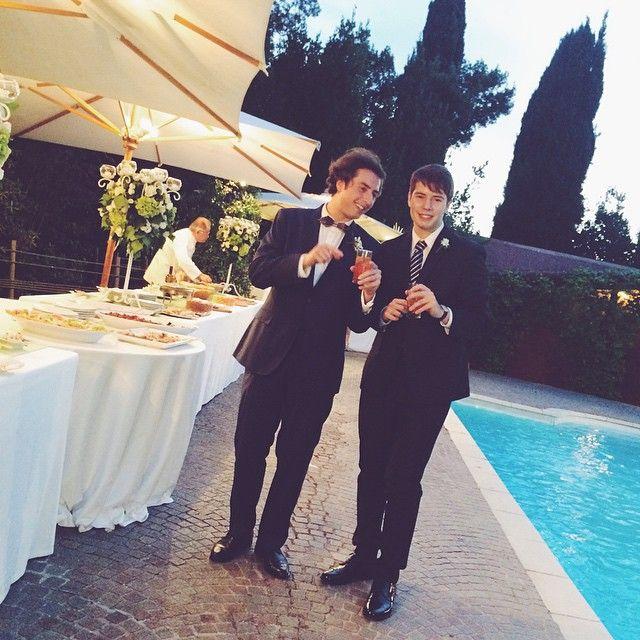 Všechno o italské svatbě a blogu! :) #ejnets #italy #style #wedding #rome #beauty #italianwedding #suits #handsome #boys #coollife #party #lifestyle #travel