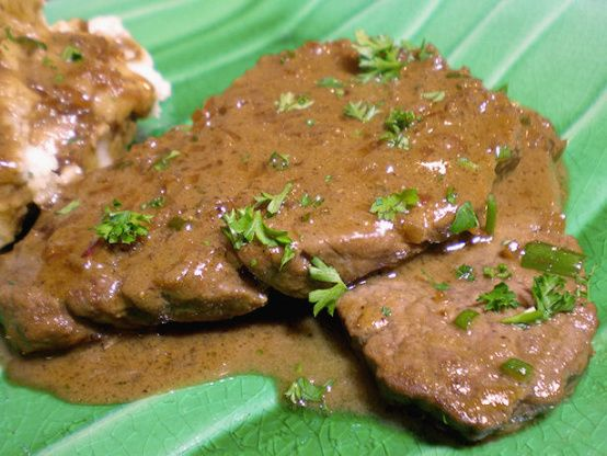 Famous 21 Clubs Steak Diane Recipe - Food.com                                                                                                                                                     More
