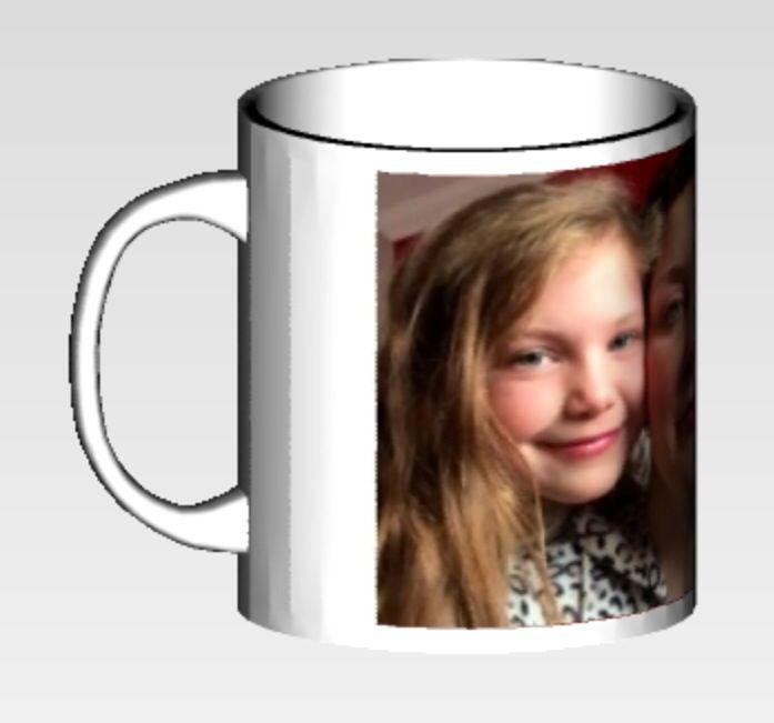 Photo mugs available