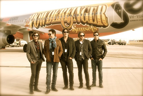Powderfinger Sunsets Tour - can't believe I missed this :( !!