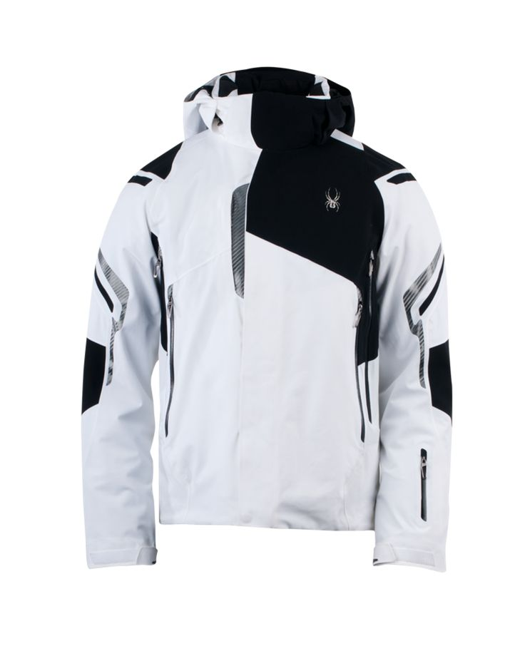 Spyder jacket with great details.
